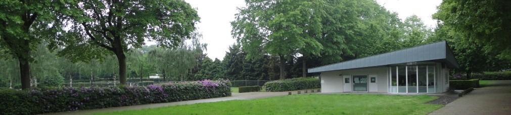 CENTRALE BEGRAAFPLAATS WEST  –  HOFLAAN 150  –  TILBURG