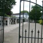 begraafplaats heikant